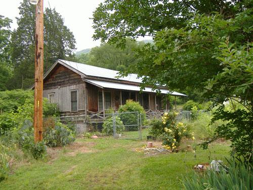 Old Stage Coach Station, Jackson County, Alabama