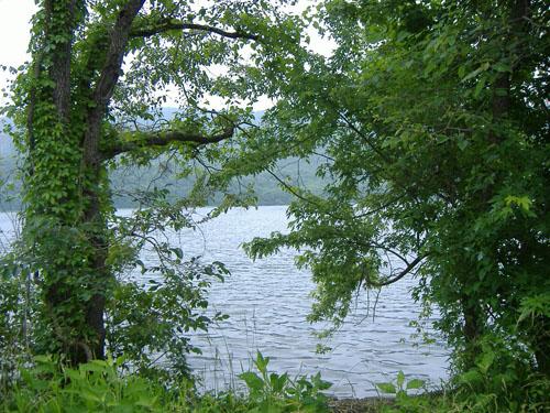 Sublett Ferry, Tennessee River, Jackson County, Alabama